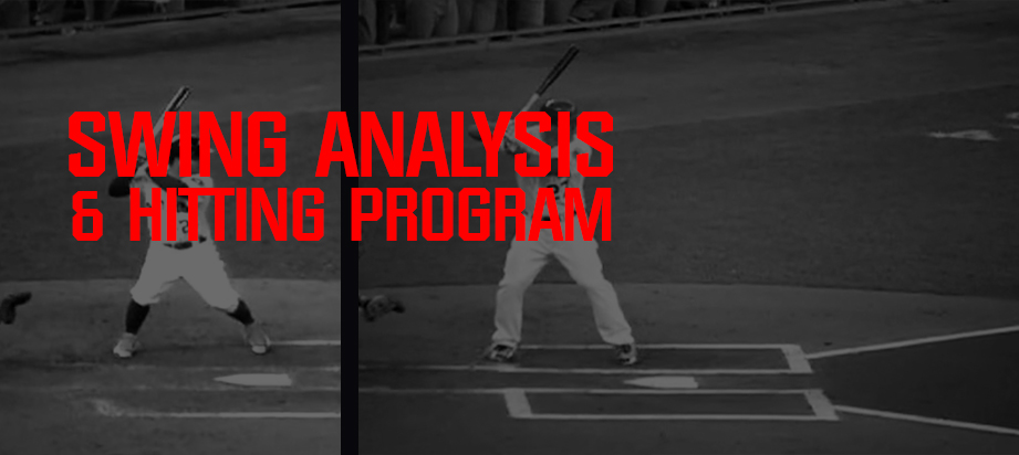 Swing Analysis and  Hitting Program