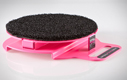 Picture of Picture of Pink Black Turf